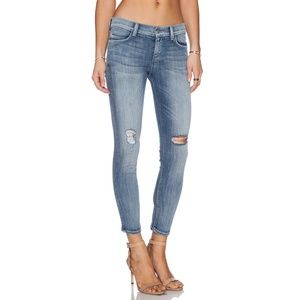 Siwy Anna Distressed Ankle Skinny Jeans NWOT